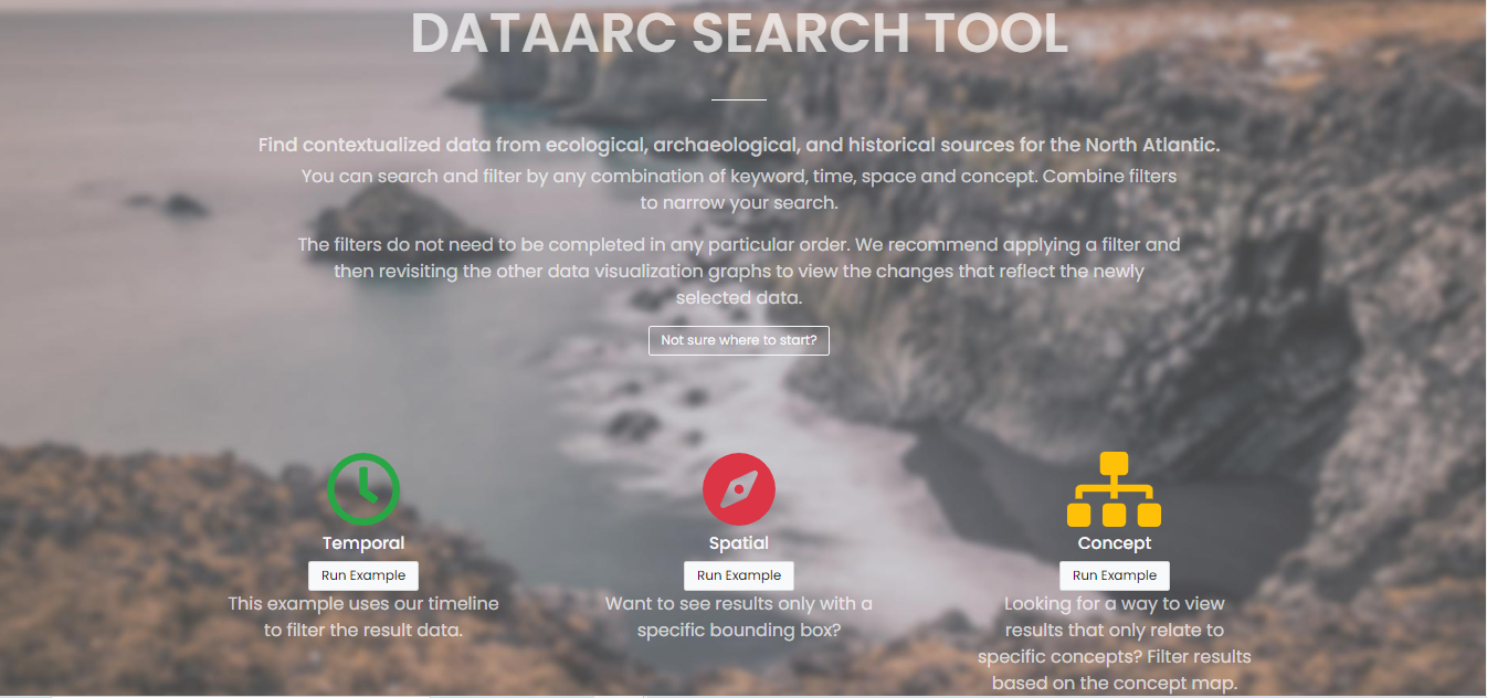 Click here to use the dataARC Search Tool
